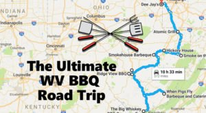 The Ultimate BBQ Road Trip Through West Virginia Is Everything You've Ever Dreamed Of