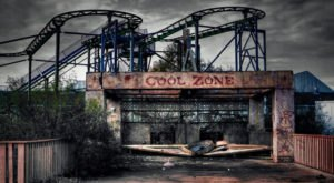 The Remnants Of This Abandoned Amusement Park In Louisiana Are Hauntingly Beautiful