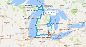 10 Of The Best Road Trips You Can Take In Michigan