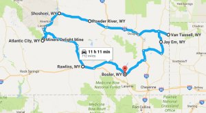 9 Unforgettable Road Trips To Take In Wyoming Before You Die