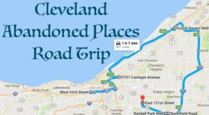 We Dare You To Take This Road Trip To Cleveland's Most Abandoned Places
