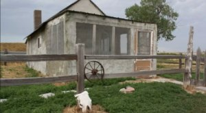 Sleep Just Like The Settlers Did In This 1880s Homestead Cabin Hiding In South Dakota