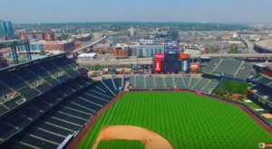 Someone Flew A Drone High Above Denver And Captured The Most Breathtaking Footage