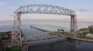 Someone Flew A Drone High Above Minnesota And Captured The Most Breathtaking Footage