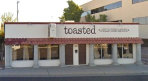 The Restaurant In Arizona That Serves Grilled Cheese To Die For