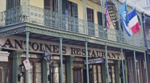 The Oldest Family-Run Restaurant In America Is Right Here In Louisiana And It's Amazing