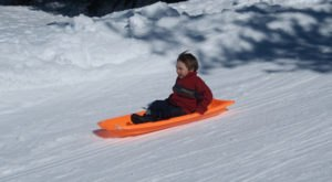 Here Are 8 Great Places To Go Sledding In Kansas This Winter