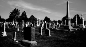 These 8 Haunted Cemeteries Near Washington DC Are Not For the Faint of Heart