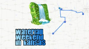 Here's The Perfect Weekend Itinerary If You Love Exploring Kansas's Waterfalls