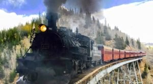 7 Incredible Colorado Day Trips You Can Take By Train