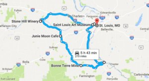 An Awesome Missouri Weekend Road Trip That Takes You Through Perfection