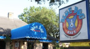 The Louisiana Restaurant That's One Of The Most Unique In America