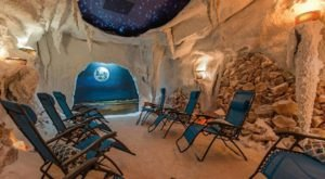You'll Never Want To Leave These 8 Incredibly Relaxing Salt Caves In Florida