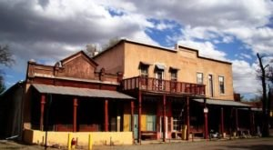 These 12 Well Preserved Ghost Towns In New Mexico Are Frozen In Time