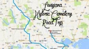 Take This Unique Historic Cemetery Road Trip Through Louisiana…If You Dare