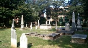 These 7 Haunted Cemeteries In North Carolina Are Not For the Faint of Heart