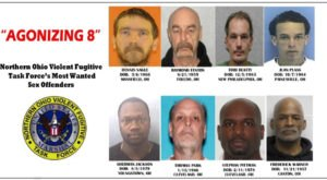 Authorities Are Searching For The 8 Most Wanted Sex Offenders In Ohio
