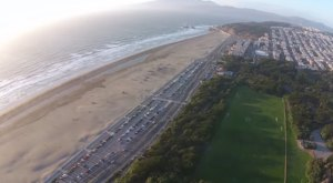 Someone Flew A Drone High Above San Francisco And Captured The Most Breathtaking Footage