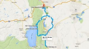8 Unforgettable Road Trips To Take In Nevada Before You Die