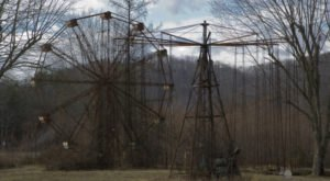 We Checked Out The 10 Most Terrifying Places In West Virginia And They're Horrifying