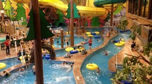Drop Everything And Visit This One Epic Indoor Waterpark In Michigan