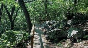 The Hidden Park That Will Make You Feel Like You've Discovered Rhode Island's Best Kept Secret