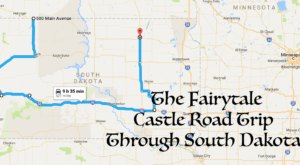 This Road Trip To South Dakota's Most Majestic Castles Is Like Something From A Fairytale