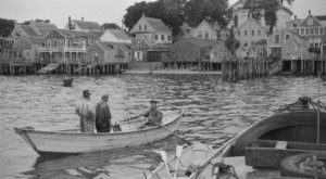 These 17 Rare Photos Show Massachusetts' Seafaring History Like Never Before