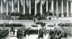 These 15 Rare Photos Show Washington DC's Presidential and Political History Like Never Before