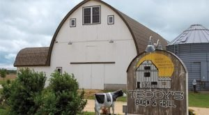 This Steakhouse In A Barn Is The Picture Perfect Iowa Restaurant