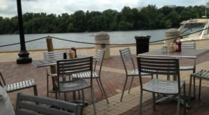 9 Washington DC Restaurants Right On The River That You're Guaranteed To Love