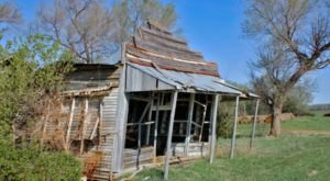 Visit These 5 Creepy Ghost Towns In Nebraska At Your Own Risk