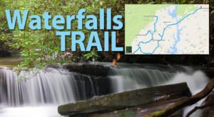 There's A Waterfalls Trail In South Carolina And It's Everything You've Ever Dreamed Of