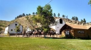 The Oldest Guest Ranch In America Is Right Here In Wyoming And It's Amazing