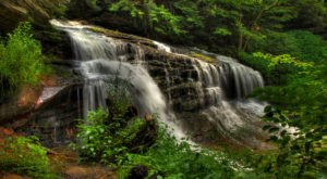 7 Amazing Natural Wonders Hiding In Plain Sight Around Pittsburgh — No Hiking Required
