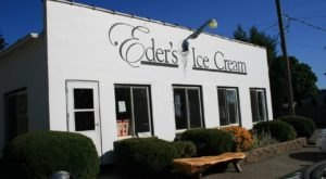 A Tiny Shop In Pennsylvania, Eder's Serves Homemade Ice Cream That's Been A Favorite For Almost A Century
