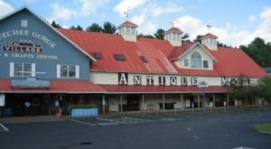 This Massive Antique Mall In Vermont Is Filled With Countless Treasures
