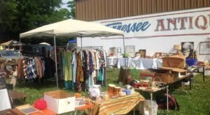 You'll Never Want To Leave This Massive Antique Mall In Tennessee