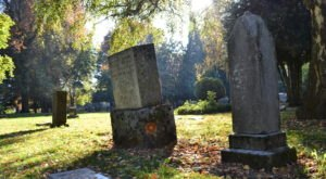 The Disturbing Cemetery In Portland That Will Give You Goosebumps