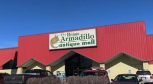 You'll Never Want To Leave This Massive Antique Mall Near Denver