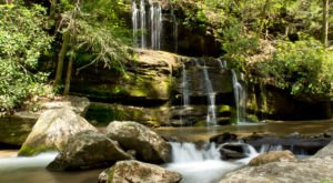 The North Carolina Waterfall Hike That's Beautiful But Deadly