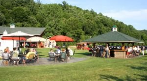 A Secluded Restaurant In Wisconsin, Vino In The Valley Is Located In A Magical Setting