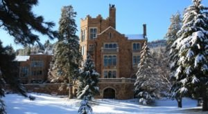 Spend The Night In Colorado's Most Majestic Castle For An Unforgettable Experience