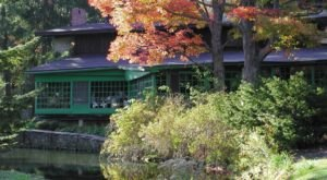 A Secluded Restaurant In Pennsylvania, Green Gables Is Located In The Most Magical Setting