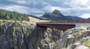 This Spot In Wyoming Has One Of The Most Spectacular Views In America