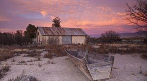 A Visit To This Arizona Ghost Town Will Make You Feel Like You've Traveled Back In Time