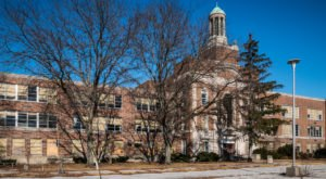 This Abandoned Indiana High School Is Filled With Memories