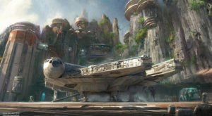 Star Wars Land Is Opening In Florida And It Looks Amazing