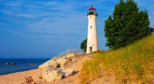 This Little-Known Michigan Village Is A Nature-Lover's Paradise