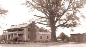 Legends Of  Hidden Treasure Haunt This Historic Mississippi Plantation